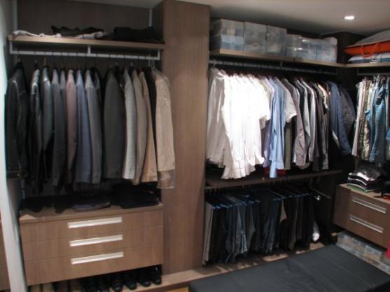 Walk In Wardrobe Design Ideas by Custom Designed Kitchens