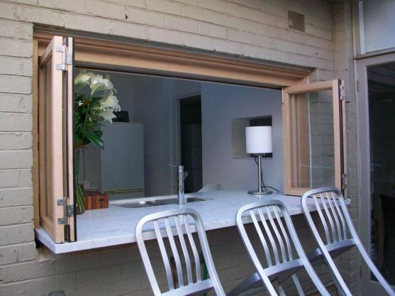 Bi Fold Window Designs by Facelift for Homes Pty Ltd