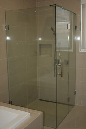 Shower Design Ideas by HRD's Showers & Glass Pty Ltd