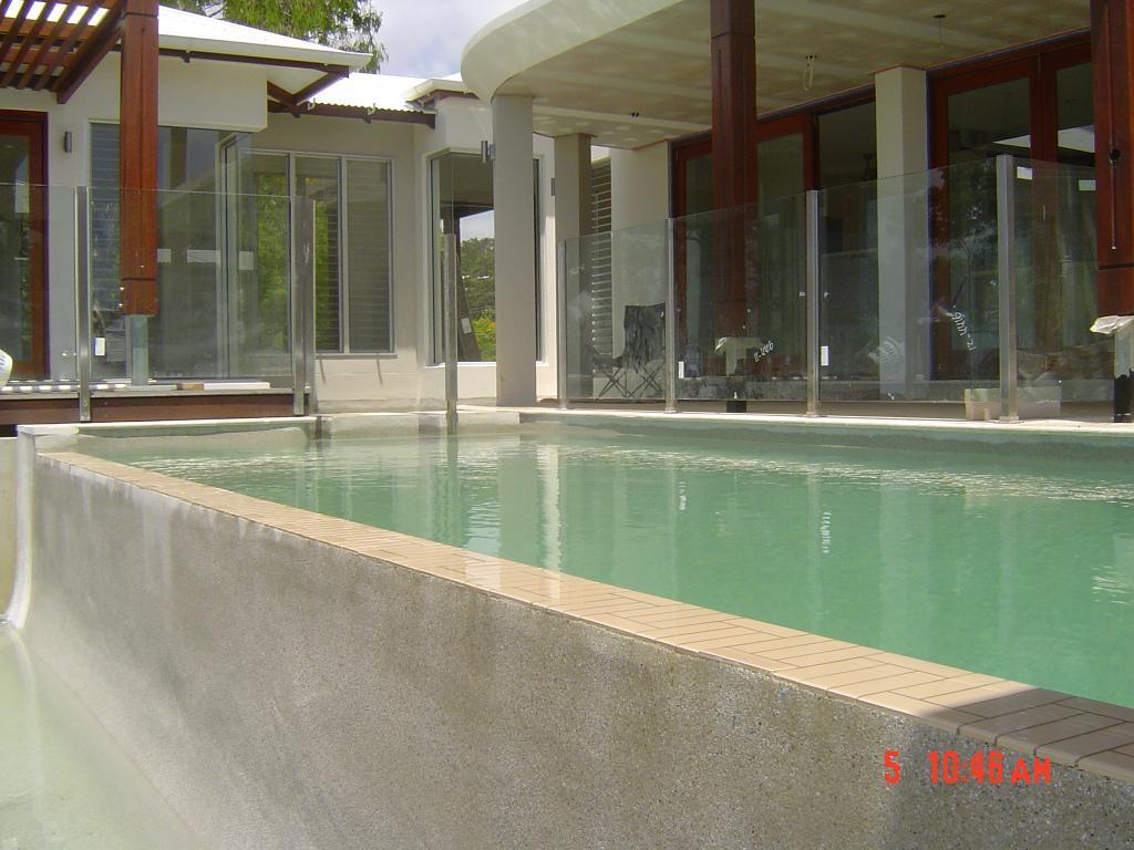 Concrete and pools resurfacing floor grinding noosa - Concrete swimming pool repairs brisbane ...