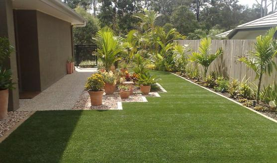 Garden Design Ideas by Enduroturf
