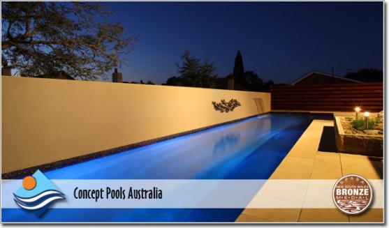 Swimming Pool Designs by Concept Pools Australia Pty Ltd