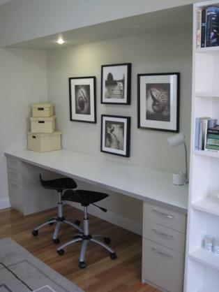 Home Office Ideas by Powney & Powney Supreme Kitchens Pty Ltd