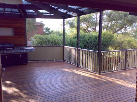 Elevated Decking Ideas by Deckscape