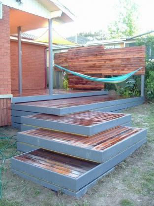 how to get decking work in perth