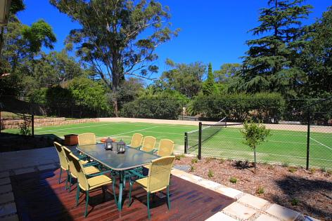 Tennis court design ideas get inspired by photos of for Adelaide innovative landscaping