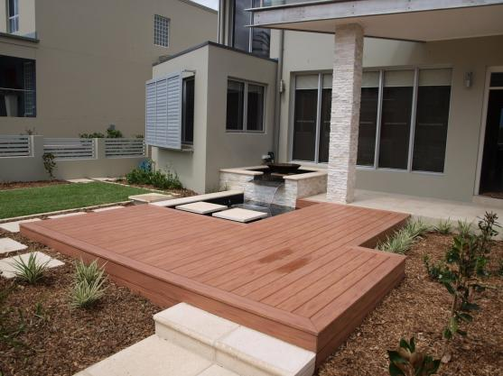 Get inspired by photos of timber decks from australian for Adelaide innovative landscaping