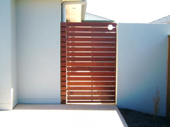Pictures of Gates by Rum City Fencing