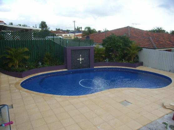 Swimming Pool Designs by Moonlight Pools