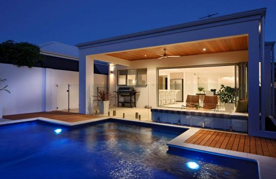 Swimming Pool Designs By Moonlight Pools  Concrete Pool Designs