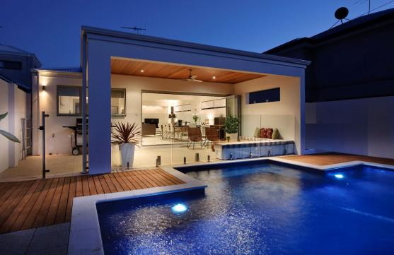 Pool Design Ideas Get Inspired By Photos Of Pools From Australian Simple Swimming Pool Area Design