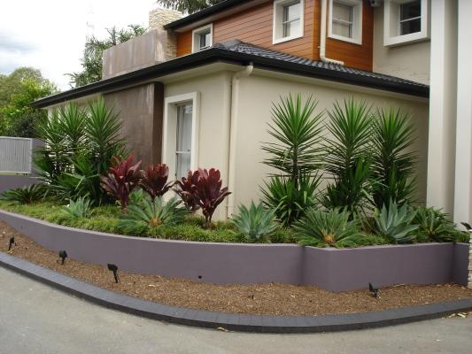 Retaining Wall Design Ideas - Get Inspired by photos of Retaining ...