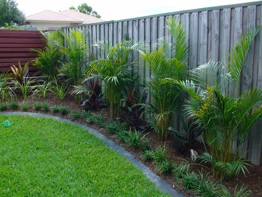 Small Backyard Landscaping Ideas Brisbane : Garden design ideas by top gun landscaping