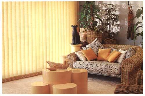 Vertical Blind Designs by Bargain Security