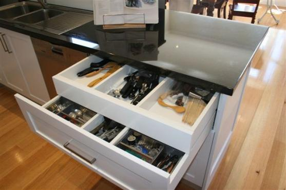 Kitchen Drawer Design Ideas By Overall Cabinets Pty Ltd