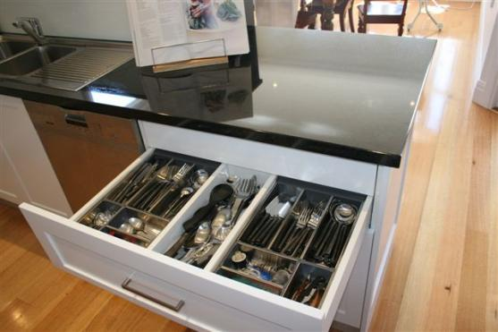 Perfect Kitchen Drawer Inserts Ideas By Overall Cabinets Pty Ltd