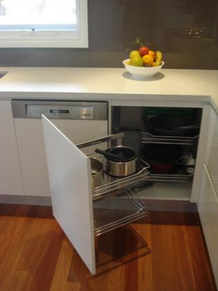 Kitchen Cabinet Design Ideas by Overall Cabinets Pty Ltd
