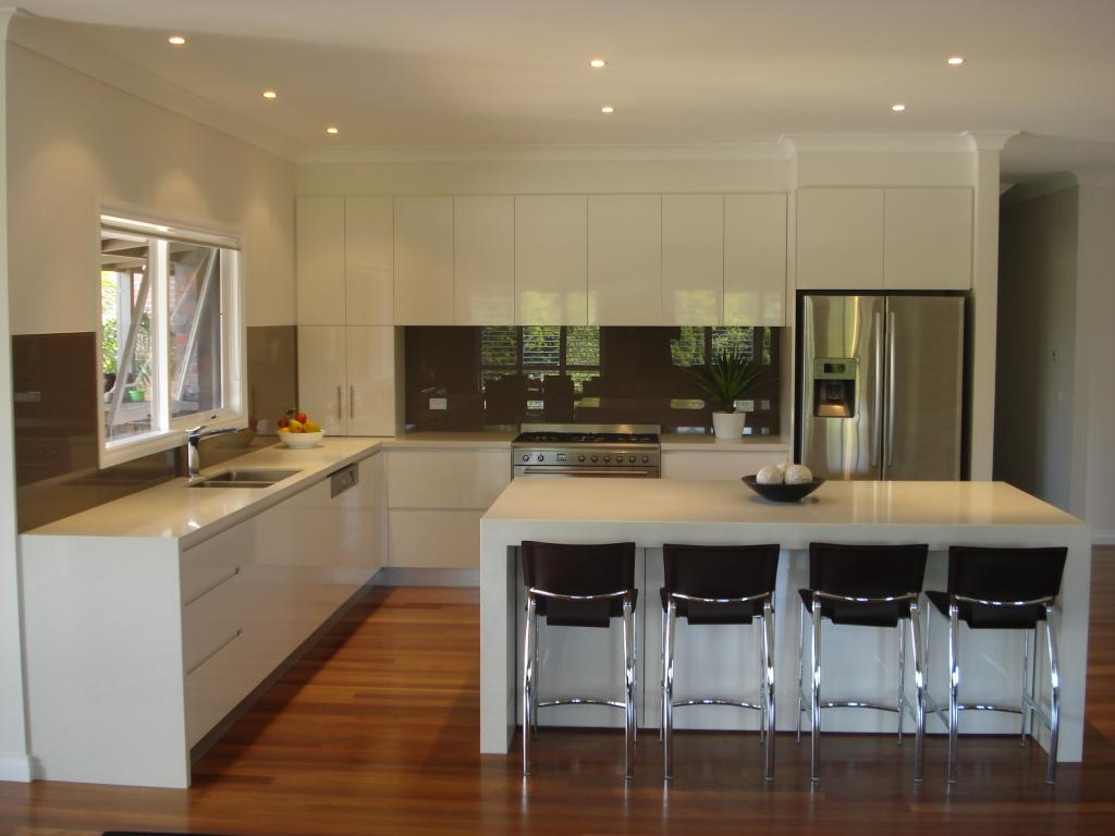 Kitchen Design Ideas by Overall Cabinets Pty Ltd