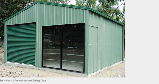 Shed Designs by Donovan Trading Pty. Ltd.