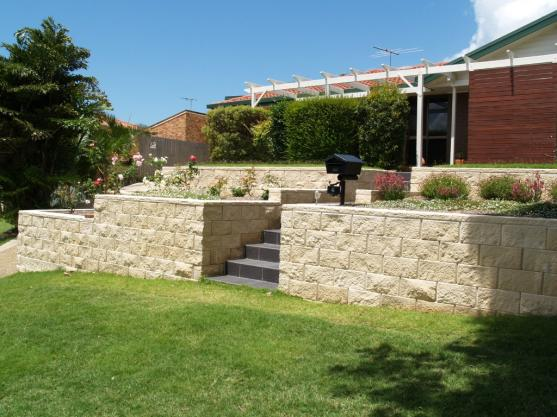 Retaining Wall Design Ideas by Brisbane Landscaping Professionals
