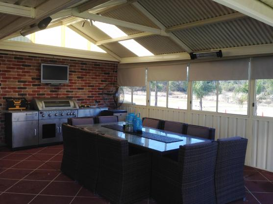 Outdoor Kitchen Ideas by Correct Constructions Pty Ltd