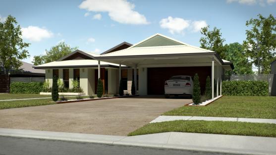Garage Design Ideas by Correct Constructions Pty Ltd