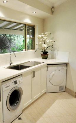 Laundry Design Ideas by Rick Jaworski Interior Designer