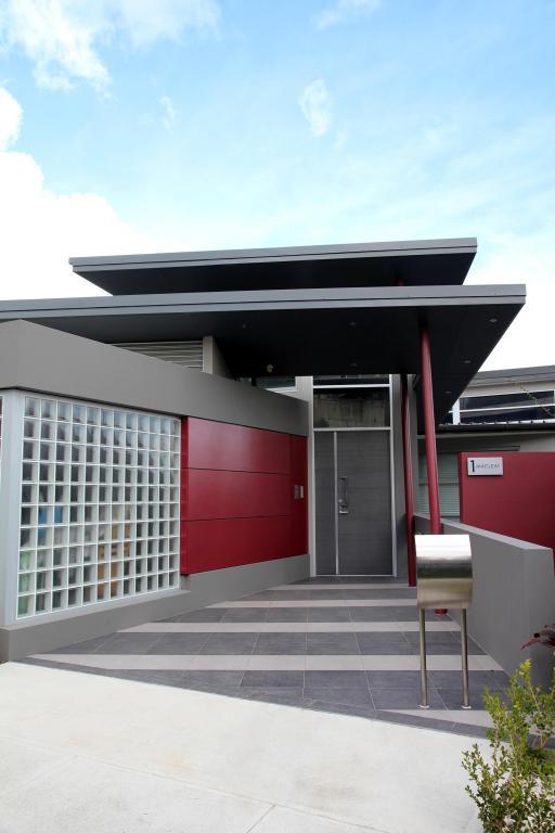 Entrance Designs by CVMA Architects
