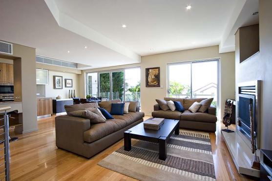 Living Room Ideas by CVMA Architects