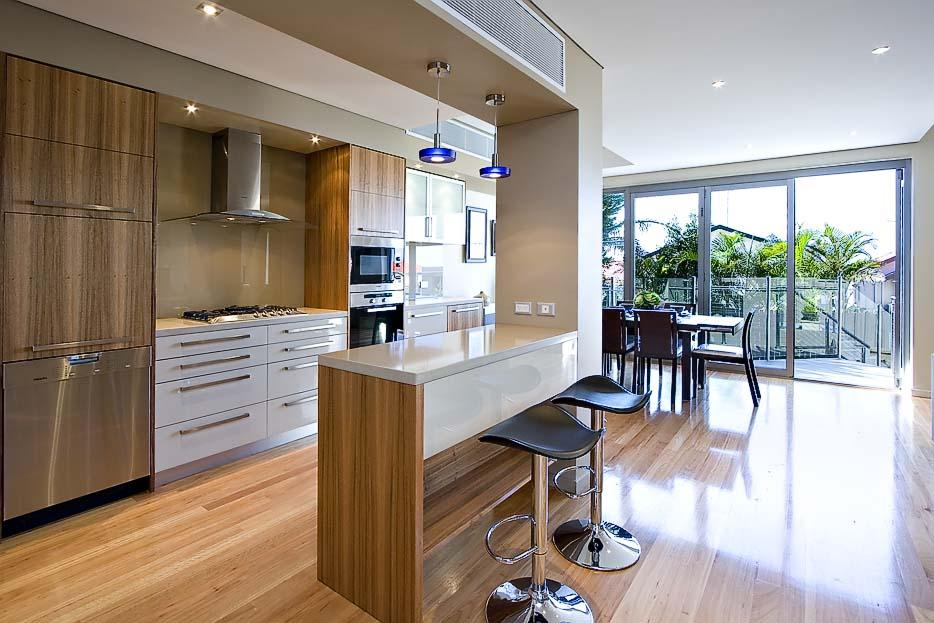 What kitchen layout is best for Common kitchen layouts