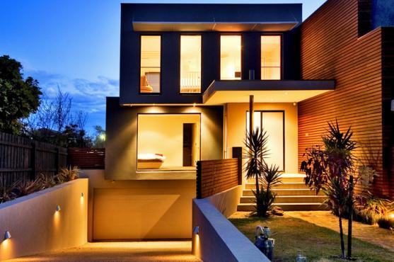 House Exterior Design by Paron Developments