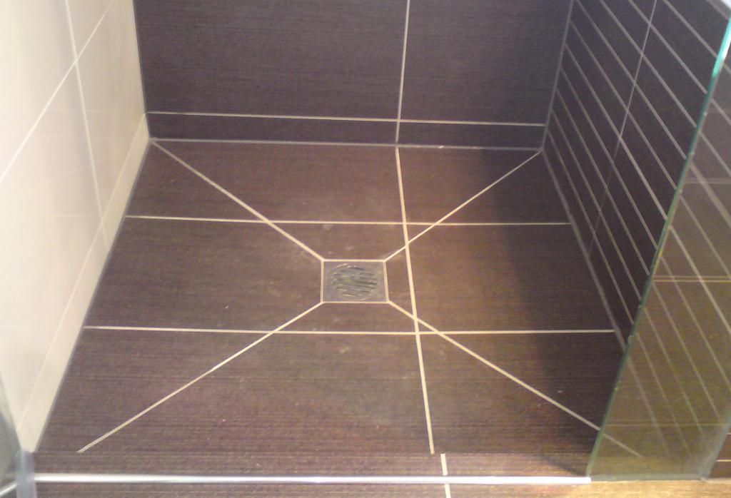 Tile Shower Pan Tiled Shower Base