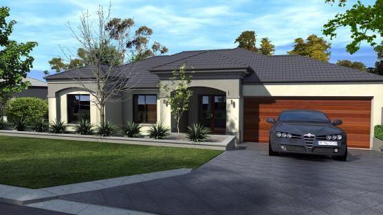 House Exterior Design by Goodwill Homes