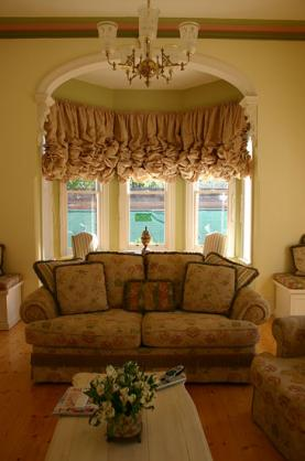 Curtain Ideas by David Rice Interiors