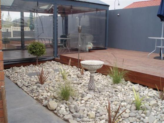Timber Decking Ideas by DD's Complete Earthworks
