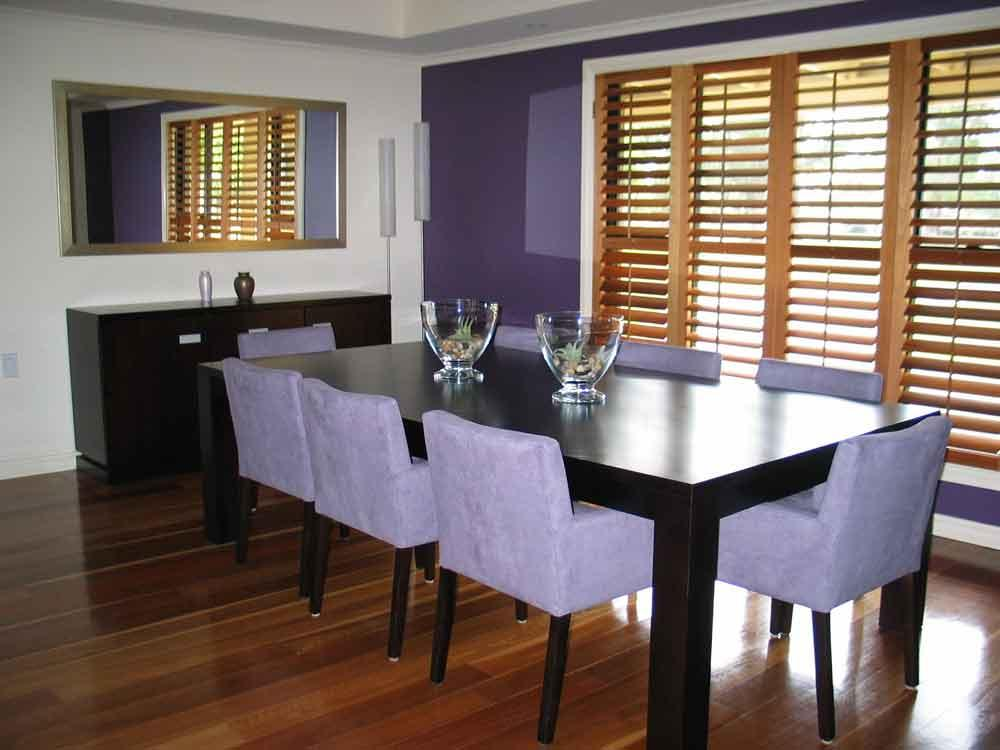 Dining rooms inspiration colour design concepts for Dining room ideas australia