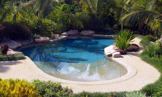 Pool design ideas get inspired by photos of pools from for Pool show in melbourne