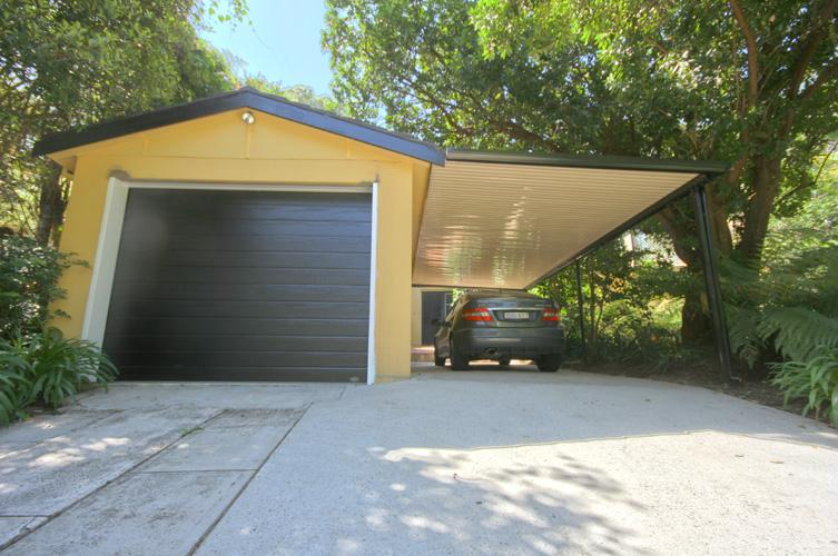 Garage Design Ideas by Pergola Land Pty Ltd