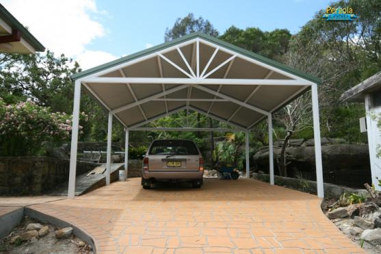 Carport Design Ideas by Pergola Land Pty Ltd