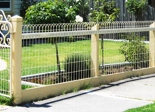 fence designs by emu wire industries - Fence Design Ideas