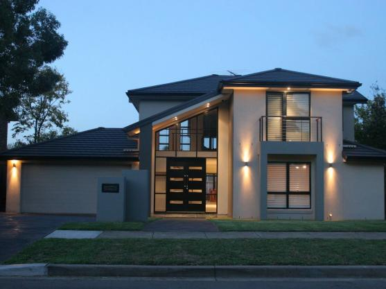 House Exterior Design by FOCUS HOMES