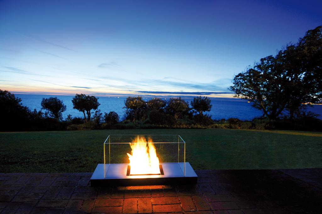 Fireplaces inspiration ambience eco fires australia for Ambiance australia