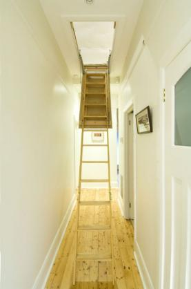 Attic Ladder Ideas by Southern Stairs