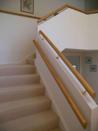 Handrail Design Ideas by Southern Stairs