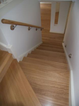 Timber Flooring Ideas by Southern Stairs
