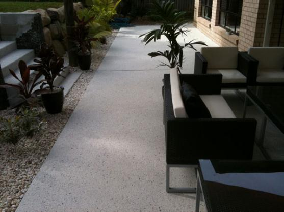 Paving Ideas by Rock Solid Coatings Pty Ltd