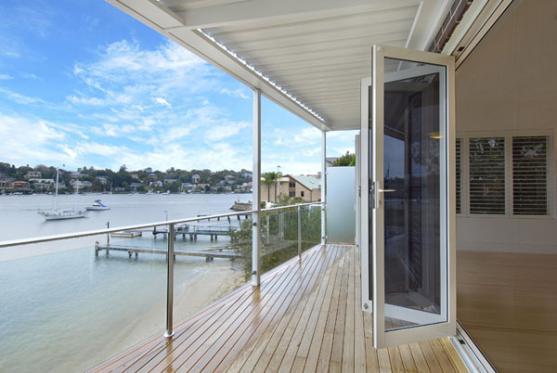 Bifold Door Designs by Artilux Australia