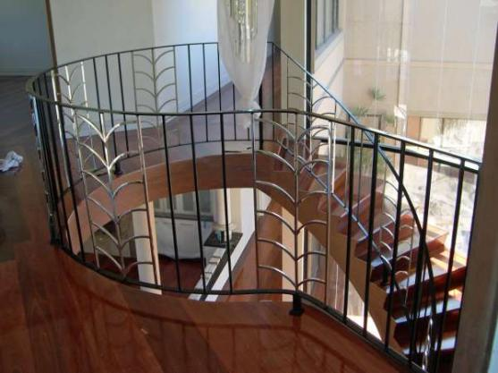 Stair Designs by Magic Metals WA
