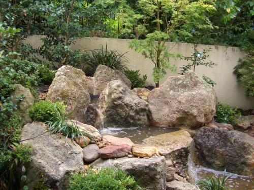 Water Features Inspiration Amanzi Landscapes Australia