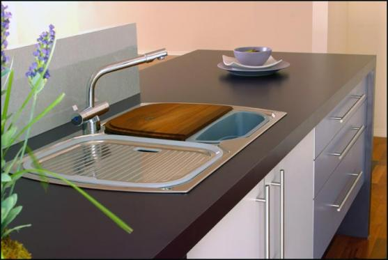 Kitchen Sink Designs by Enigma Interiors